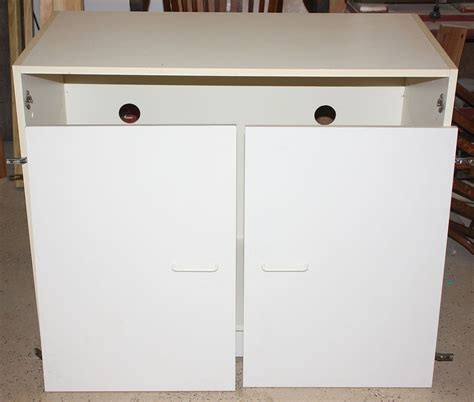 decoupage cabinets hometalk media cabinet makeover with decoupage