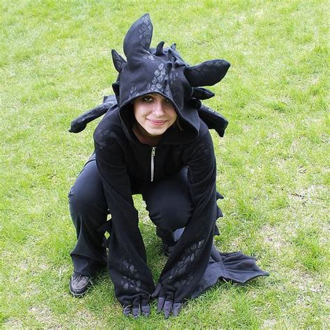 how to your toothless costume toothless costume