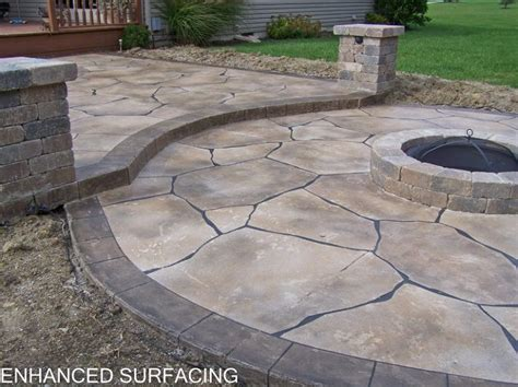 25 best ideas about sted concrete patios on