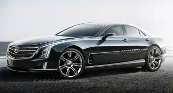 What Is The Largest Cadillac Sedan Largest Sedans 2015 Autos Post