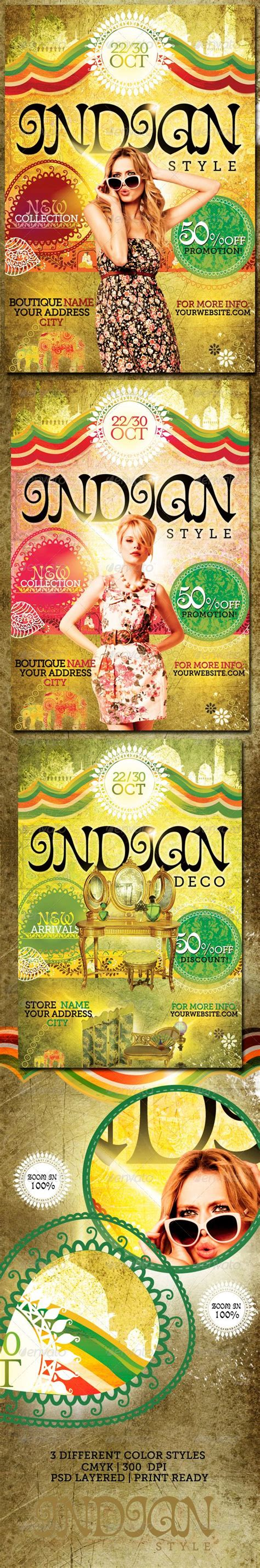 flyer design india indian style flyer template flyer template print