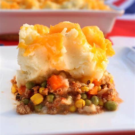 Food Cottage Pie by Cottage Pie Recipe Dishmaps