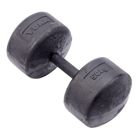 Dumbbell 50 Kg York 50kg Legacy Dumbbell