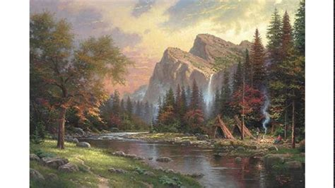 best paints best landscape painting costin craioveanu