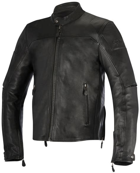 cheap motorcycle jackets with armor 499 95 alpinestars mens brera armored leather jacket 261117