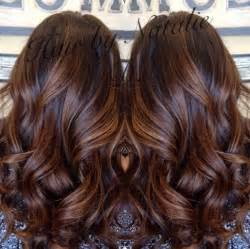 Highlight Ideas For Brown Hair 25 Best Ideas About Brunette Highlights On Pinterest