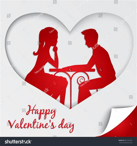 7 Best Picks For St Valentines by St Valentines Day Greeting Card Stock Vector