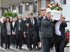 Ryan Busa's funeral after he was 'mauled to death by dog ... Lance Ito Today