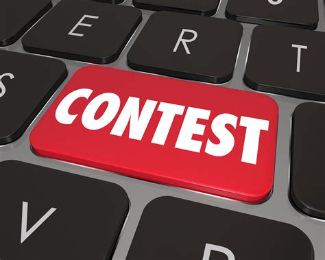 Contests And Sweepstakes New - a guide to social media competitions all things web