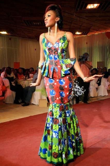 ankara weavon style latest lace blouse styles in nigeria