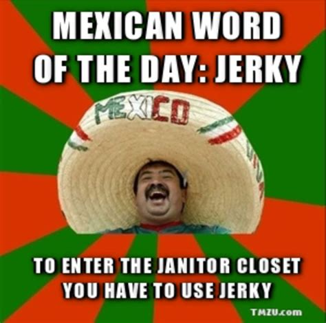 Mexican Thanksgiving Meme - mexican word of the day showdown