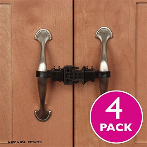 child locks for kitchen cabinets munchkin xtraguard 2 count dual action multi use latches