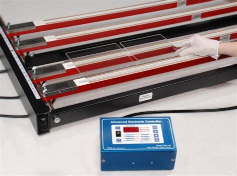 Acrylic Bening 2mm inc the fabricators source complete heating system