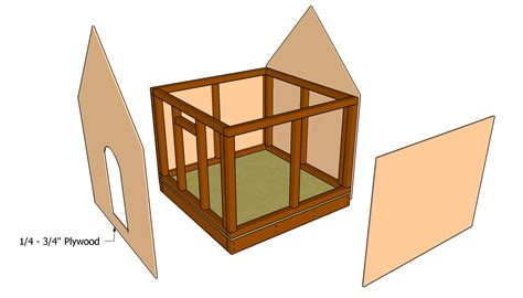 make a house online dog house plans free free garden plans how to build