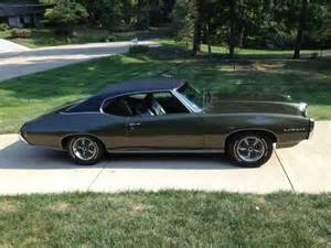 1969 Pontiac Lemans Specs Sell Used 1969 Pontiac Lemans Hardtop Coupe 50k Original