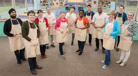 7 Great Shows For Who by Great Bake Series 7 Premiere Episode 1