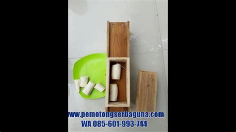 Alat Pemotong Untuk Keripik Singkong alat pemotong keripik singkong tradisional murah dan