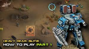 how to play war heavy gear blitz how to play part 1