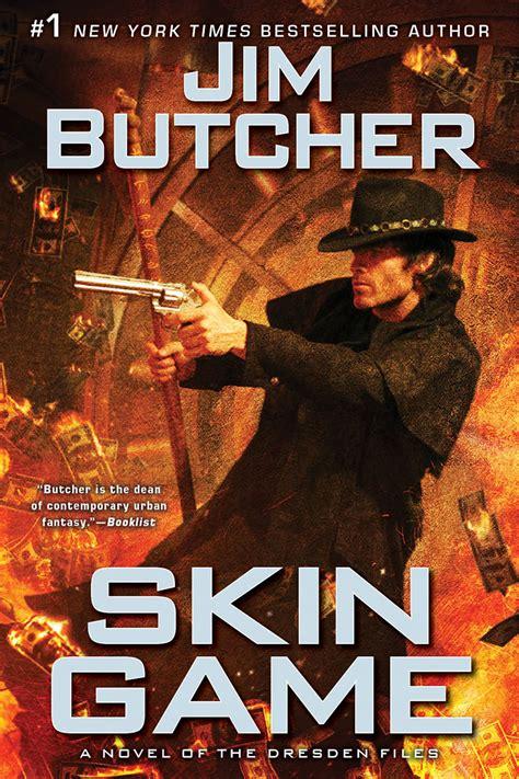 book review  dresden files skin game geek syndicate