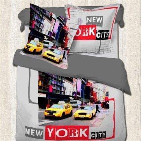 Couette Imprimée New York 2 Personnes by Couette Imprim E New York 2 Personnes Couette Color E