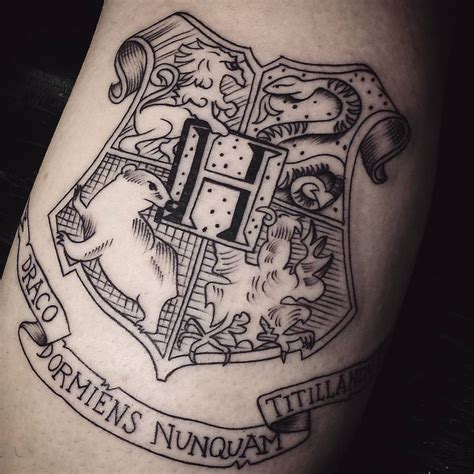 harry potter tattoo designs awesome harry potter venice designs
