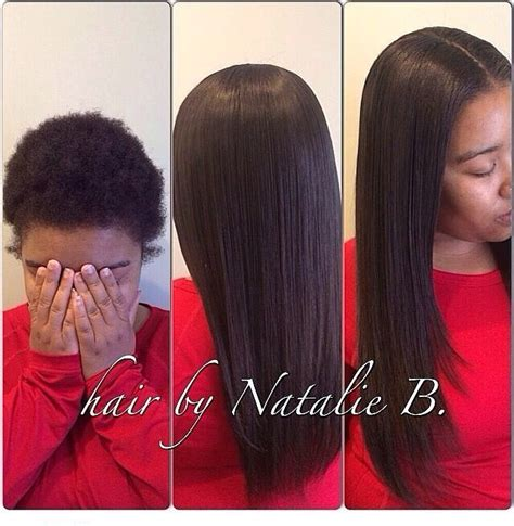 are weave sew ins bad for natural hair sew in for teens google search hair stuff pinterest