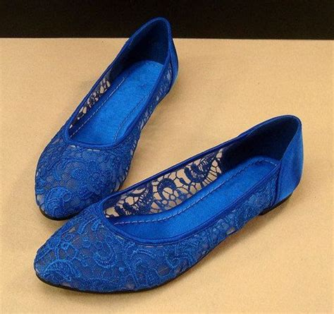 Blue Wedding Flats by Royal Blue Wedding Shoes Flats Www Imgkid The