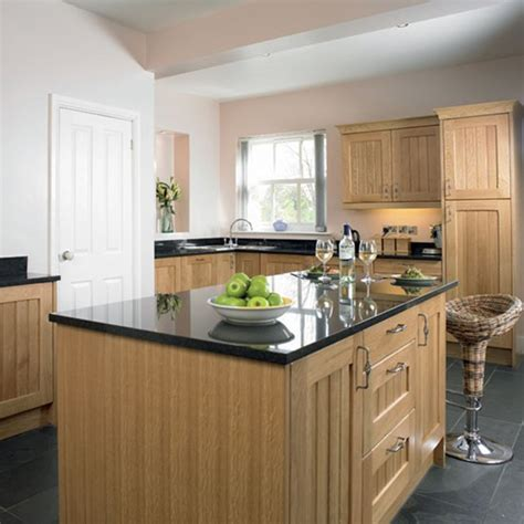 Oak Kitchen Design Country Oak Kitchen Kitchen Design Decorating Ideas Housetohome Co Uk