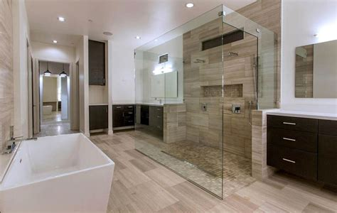 Contemporary Bathroom Tile Ideas by Best Bathroom Designs For 2018 Designing Idea