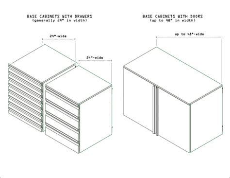 Garage Cabinets Depth How To Buy Garage Storage Cabinets Step 7 Design A