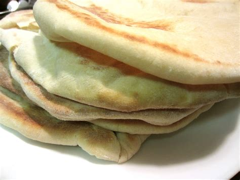 Pita Handmade - chicken gyros with home made pita bread sweetphi