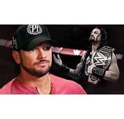 Wallpaperwiki AJ Styles VS Roman Reigns Wallpapers HD