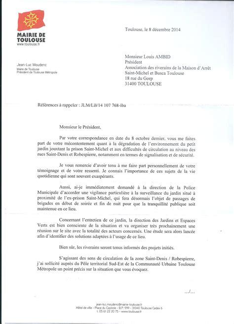 modele de lettre pour demande de travaux a la mairie