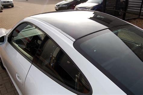 vinyl roof pattern car roof vinyl wrap installation service