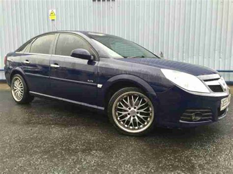 Cheap Vauxhall Vauxhall Cheap 2005 55 Vectra Elite 1 9 Cdti 150 Bhp 5