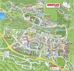 3d mobimaps map guides whistler accommodations maps