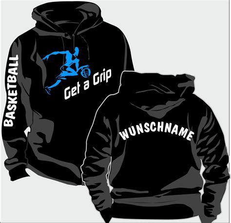 Produk Mutif 9 kapuzen sweatshirt basketball motiv 9 flexi design