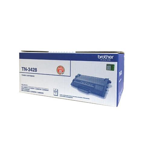 Toner Black Cartridge Original Tn 3428 muc in tn 3428 black toner cartridge mực in