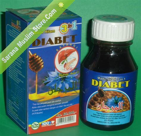 Madu Diabet 3 In 1 Berkhasiat Atasi Diabetes madu hitam 3 in 1 diabet atasi diabetes yogyakarta