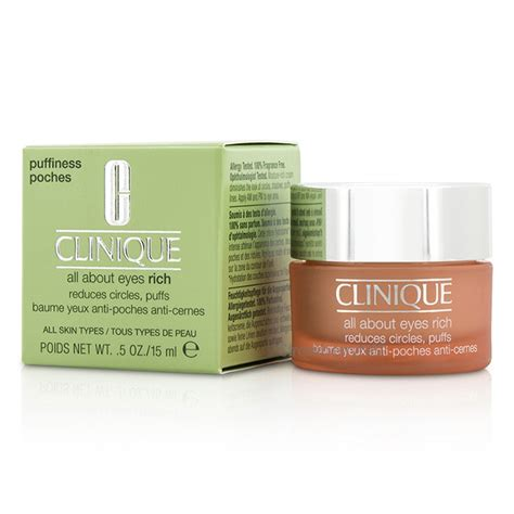 Clinique All About Rich 5ml contorno de ojos clinique sharemedoc