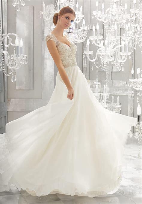 mollie wedding dress style 8182 morilee