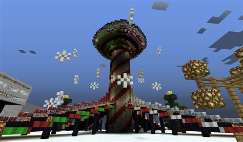 decorating your server for christmas minecraft blog
