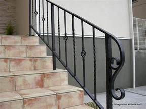 exterior stair railing ideas railings