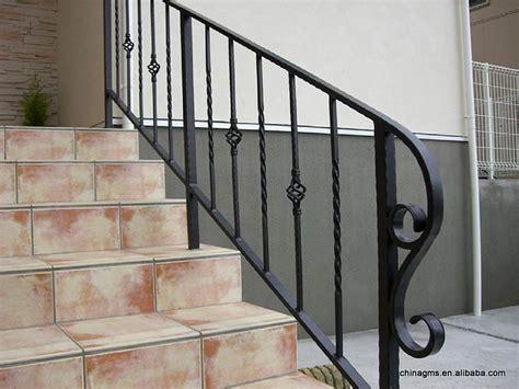 outside banister railings exterior stair railing ideas railings pinterest