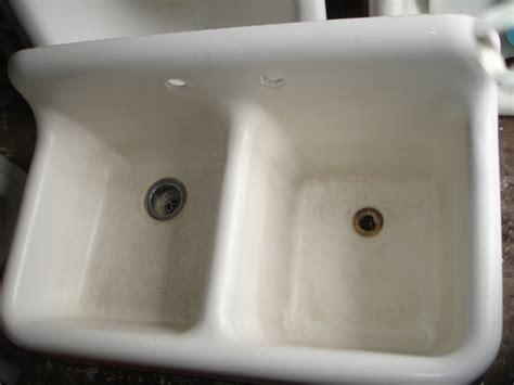 porcelain over cast iron sink kohler cast iron laundry sink best kohler brocker sink