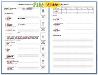 format buku induk siswa sd download format buku induk siswa sd terbaru file terbaru