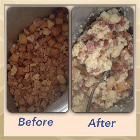 mountain house food mountain house scrambled egg with ham potato freeze