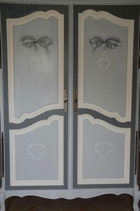 d馗o romantique chambre armoire romantique deco chambre parentale romantique u la