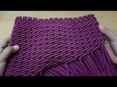 tutorial tas ransel dari tali kur tutorial tas tali kur membuat hiasan bunga tas tali kur by