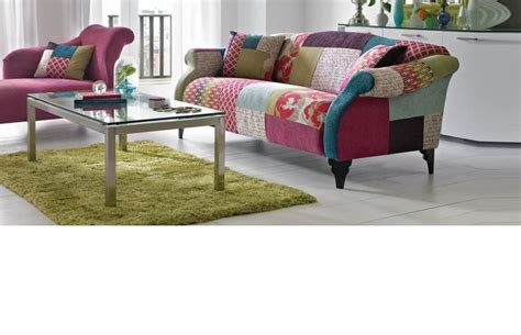 patchwork sofa dfs i love this but is it a little too much out there